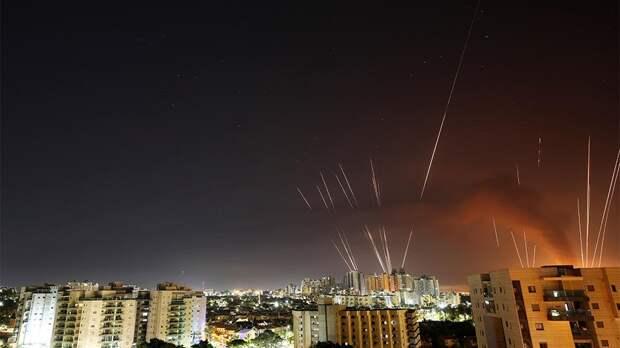 Вся Газа осталась без электричества после серии взрывов