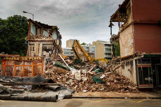 Число погибших от землетрясения в Гаити возросло до 724 человек