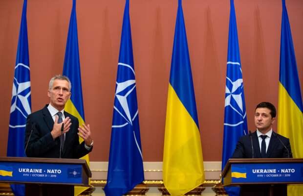 В МИД Украины призвали прекратить истерию вокруг «вступления» в НАТО