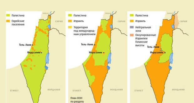 Кто такие палестинцы, живущие в Израиле?