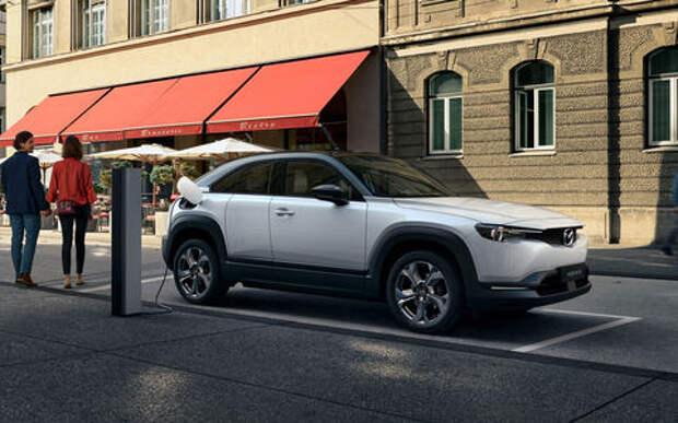 Mazda представила новый кроссовер для Европы