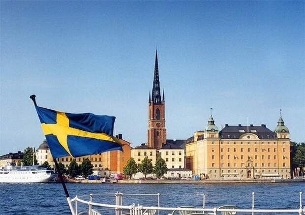 Швеция отказалась высылать российских дипломатов по просьбе Чехии