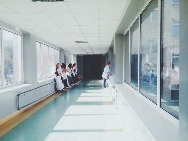 В поликлинике на Лобненской прекращена работа амбулаторного КТ-центра