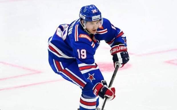 СКА расторг контракт сВладимиром Ткачевым