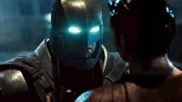 """Зак Снайдер рассказал, что """"Бэтмен против Супермена"""" мог называться более поэтично"""