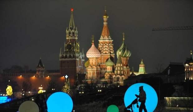 Москва названа лучшим городом для туристов в Европе