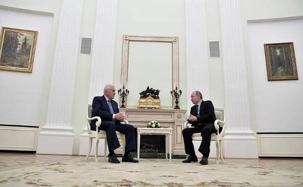 Президент РФ о безопасности и стабильности в Закавказье