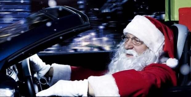 Физик объяснила, почему мы не видим Деда Мороза