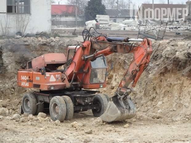 «ИнтерСтрой» строит в Севастополе «Доброгород»