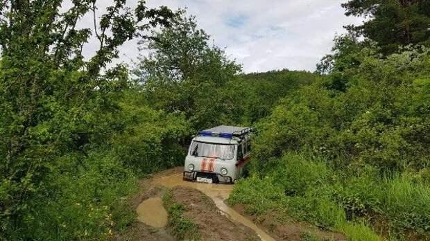 Сотрудники Судакского аварийно-спасательного отряда ГКУ РК «КРЫМ-СПАС» провели поисково-спасательную операцию в горно-лесной зоне