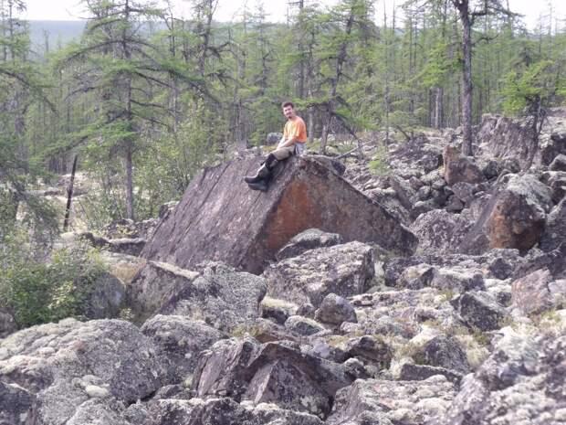 15 фотографий загадочных природных образований