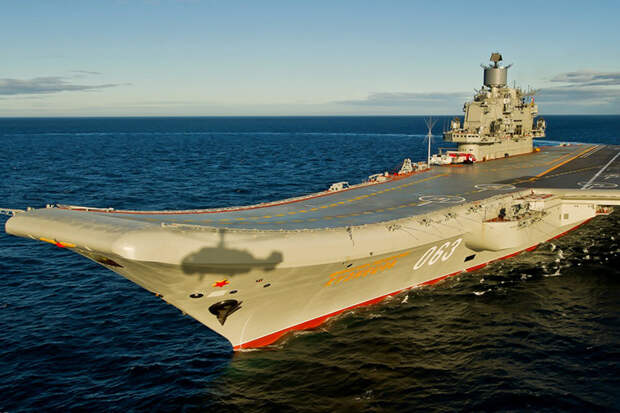 ВПК оценит целесообразность строительства нового авианосца