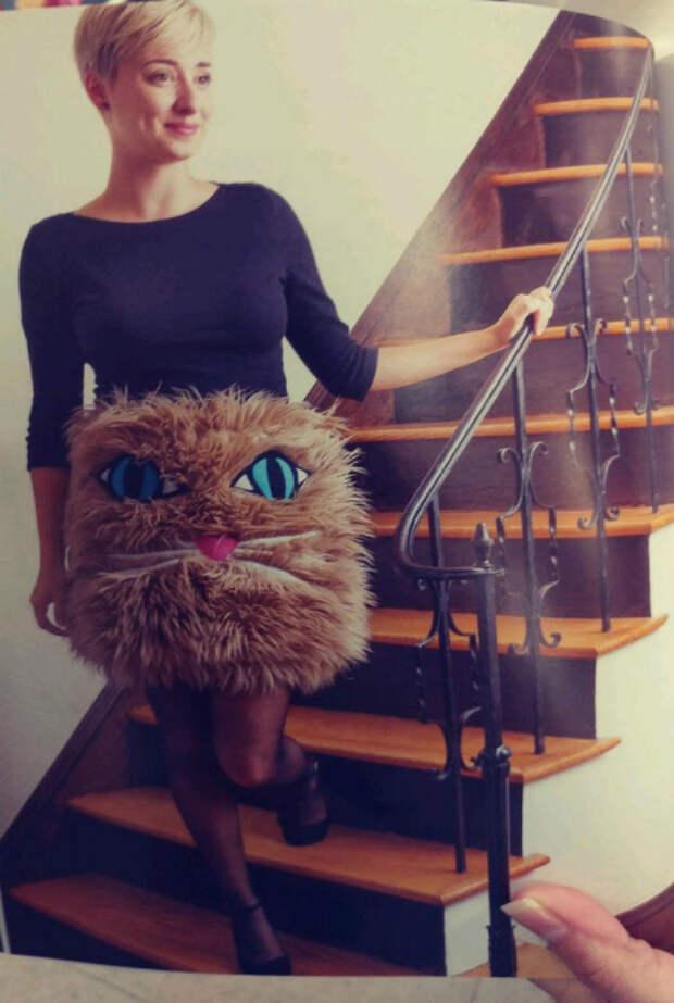 Самая безумная юбка по версии Novate.ru. | Фото: Lifter.