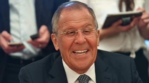 Ко дню рождения министра острых фраз: как Лавров шутил об Украине и не только