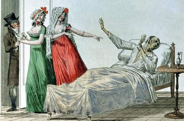 """8 """"изысков"""" прошлых веков, которые оборачивались плачевными последствиями"""