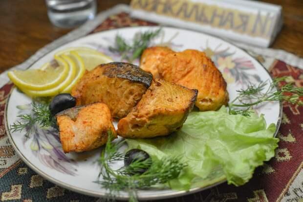 Доказано: потребление жирной рыбы снижает риск диабета 2 типа