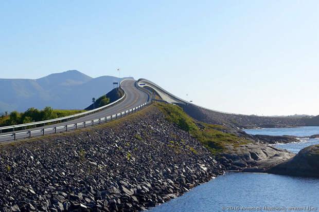 Тест-драйв шин Viatti на дорогах Норвегии