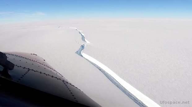 Айсберг, Антарктида, ледники