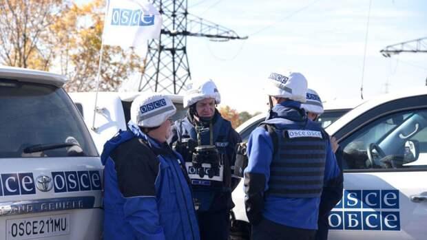 Народная милиция ЛНР обвинила ВСУ в препятствовании работе СММ ОБСЕ