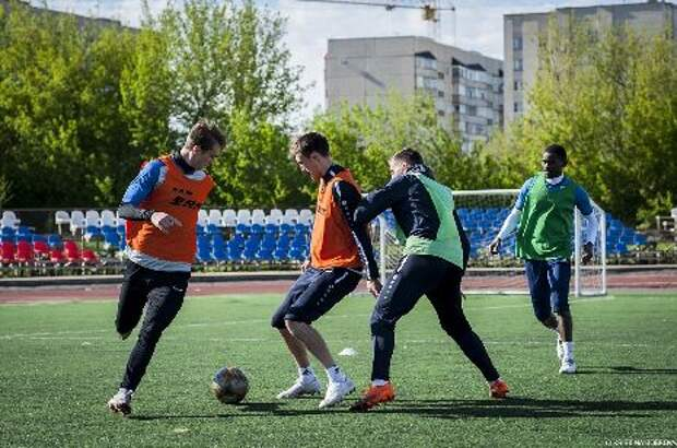 """ФК """"Держава"""" продолжит борьбу в первенстве НСФЛ"""