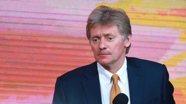 Песков исключил проведение приема в Кремле в День Победы