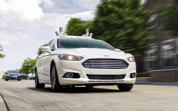 Ford определился с датой начала выпуска беспилотников
