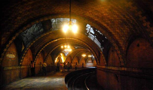 Тайные станции метрополитенов: подземные сооружения убрали с официальных карт
