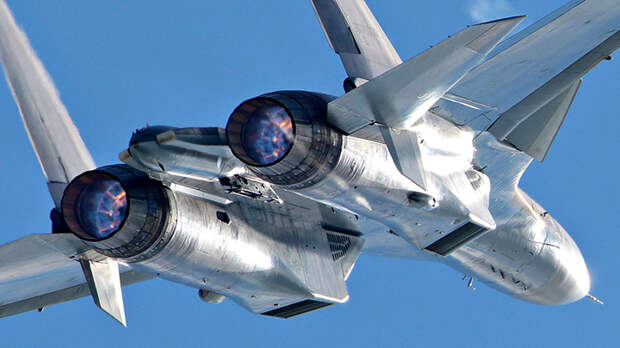 Воздушный бой над Балтикой. Американский невидимка F-35 всухую проиграл Сухому