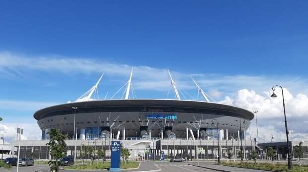 Стадион петербургского «Зенита» стал самой посещаемой ареной сезона в Европе