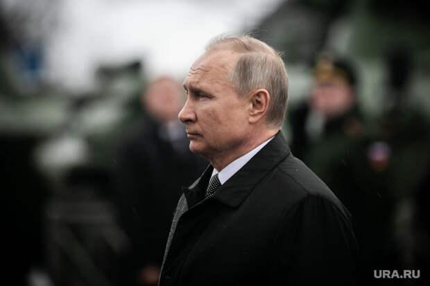 Начались переговоры Путина иБайдена