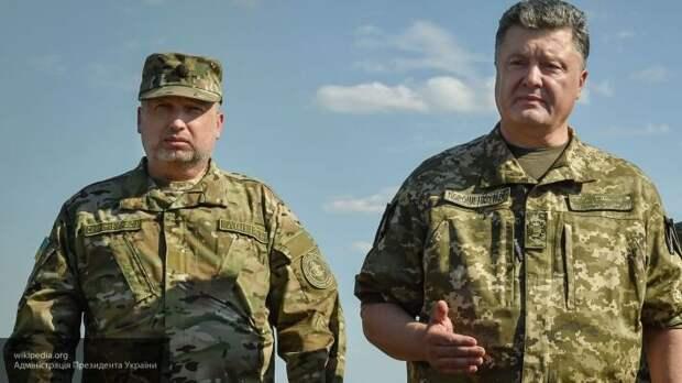 Деркач доказал, что Порошенко и Турчинов планируют осенью госпереворот на Украине