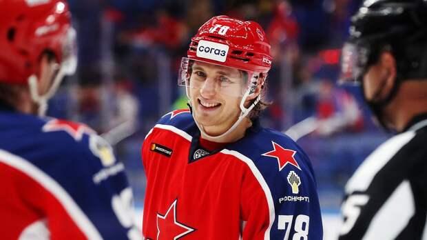 ЦСКА снова теряет ударное звено — останется только Окулов. Шалунов ждет ответа «Чикаго», Мамин уезжает в НХЛ