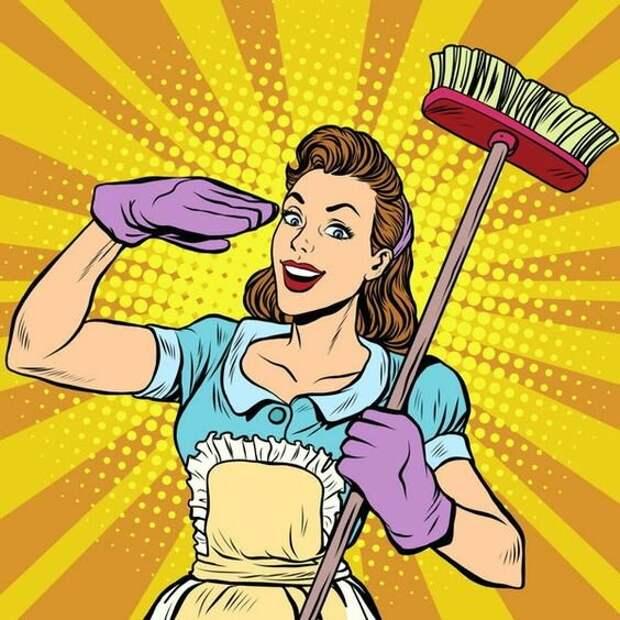 Проще некуда: советы для облегчения уборки, стирки, глажки