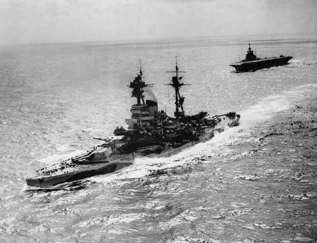Не только об авианосцах: советский флот во Второй мировой войне
