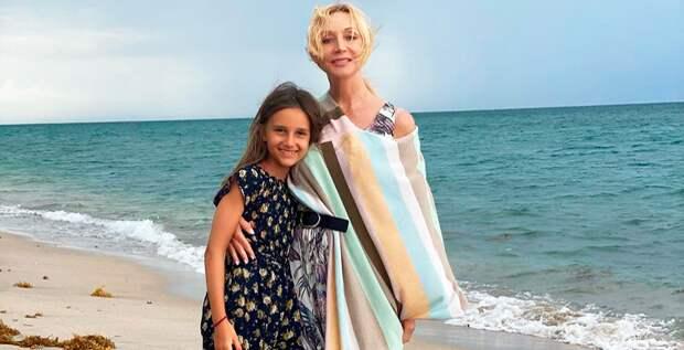 8-летняя дочь Кристины Орбакайте выпустила песню