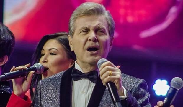 Лев Лещенко порадовался отсутствию гламура в Ставрополе