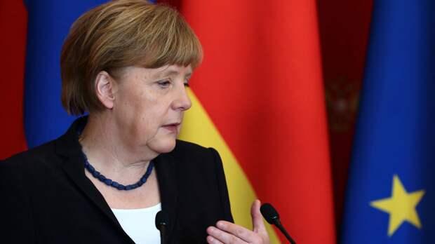 Канцлер ФРГ поддержала создание новой стратегической концепции НАТО