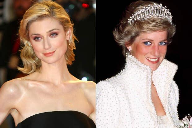 Элизабет Дебики перевоплотится в принцессу Диану в новых сезонах «Короны»