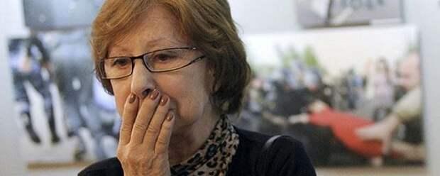 Лия Ахеджакова оказалась в центре скандала из-за  высказывания о ситуации в Белоруссии