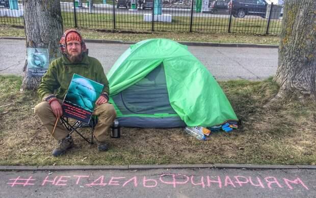 Прекращение голодовки зоозащитника из Ижевска, изменение расписания трамваев и старт ремонта дворов: что произошло минувшей ночью
