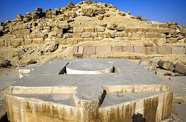 Абу-Гораб - звездные врата Египта