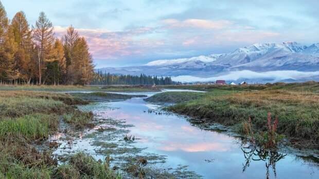 Алтай стал лидером популярных направлений внутреннего туризма у россиян