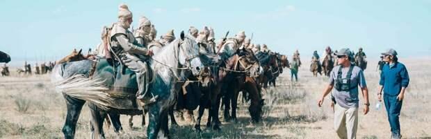 Каскадер из Алматы получил профессиональный «Оскар» за трюки к фильму «Томирис»