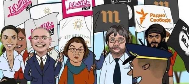 Русофобские СМИ объединятся в «Синдикат»