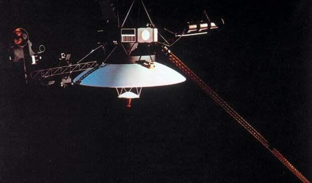 «Вояджер-1» прислал на Землю гул межзвездного газа