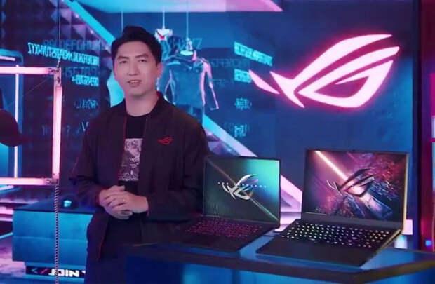 ASUS готовится выпустить ноутбуки ROG Zephyrus M16 и S17 на базе чипов Intel Tiger Lake-H