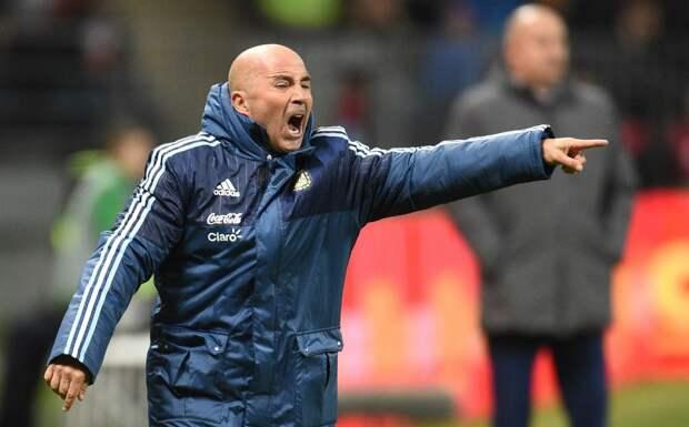 «Атлетико Минейро» объявил об уходе Сампаоли с поста главного тренера