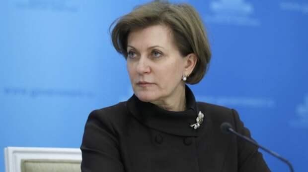 Ужесточение ограничений и индийский штамм: Попова оценила ситуацию с COVID-19 в России