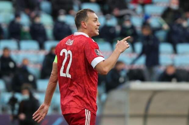 Дзюба стал лучшим бомбардиром в истории чемпионата России по футболу