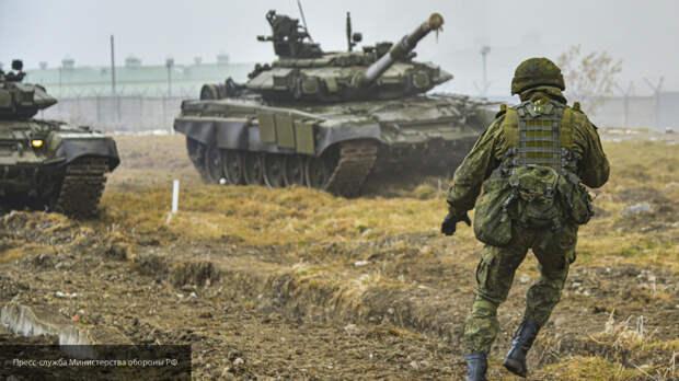 """В США назвали Россию """"мировым танковым королем"""""""